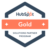 HubSpot Partner Gold logo