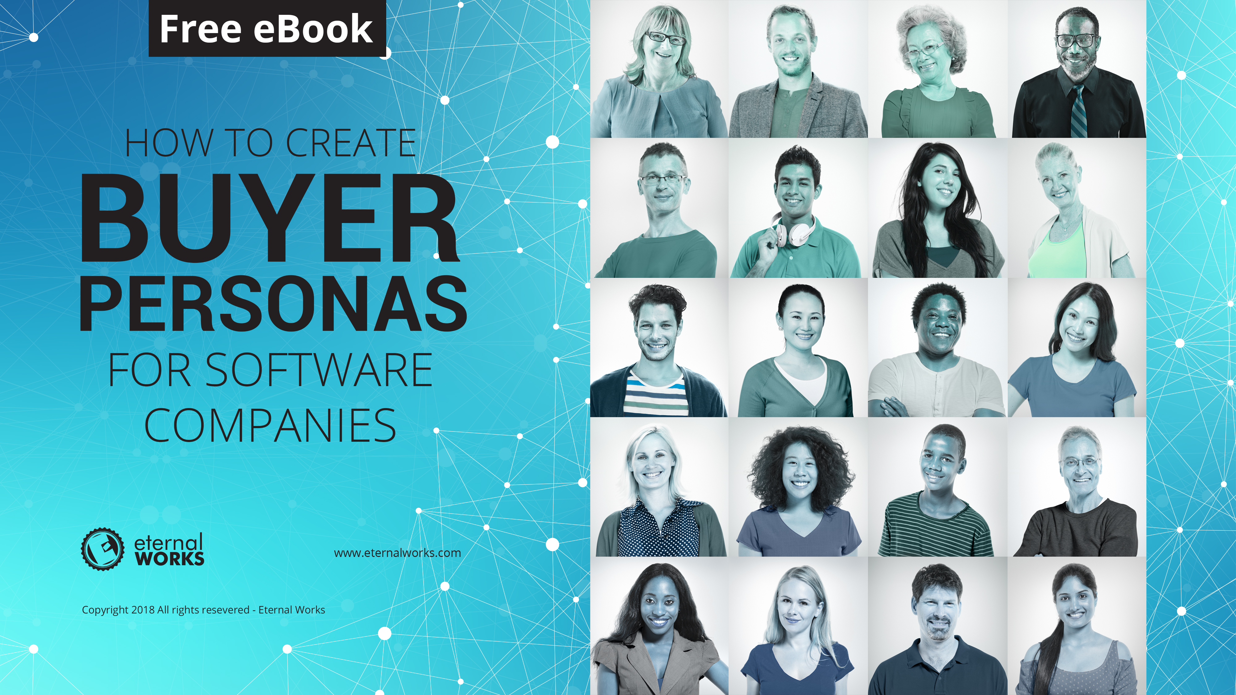Cover-How to Create SaaS Buyer Personas