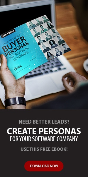 saas buyer persona ebook