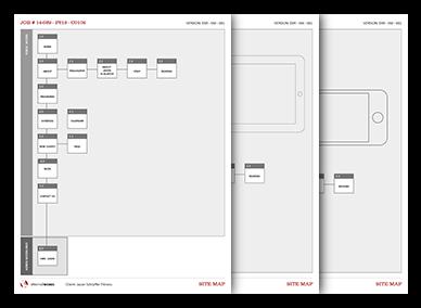 portfolio-exervolve-sitemaps